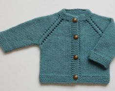 Diy Crafts - Knit Baby Sweater Hand Knitted Grey Baby Cardigan by Istanbulknit Baby Boy Cardigan, Baby Girl Sweaters, Knitted Baby Cardigan, Toddler Sweater, Knitting For Kids, Baby Knitting Patterns, Hand Knitting, Elephant Sweater, Baby Girl Jackets