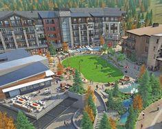 Diverse design and development team begin work on North America's largest ski village http://cladglobal.com/news?codeid=333143