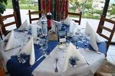 Photos : La décoration de mon mariage : thème marin - Ouiii.com