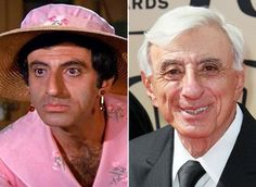 Jamie Farr, b. July 1934 in Toledo OH. Actor/Director/Writer, best known for his role as cross-dressing Corporal Max Klinger in TV series MASH. I love him, both as a talented comedic actor & because he's from Toledo, & so am I! Klinger Mash, Max Klinger, Mash Show, Mash 4077, Hogans Heroes, Celebrities Then And Now, Stars Then And Now, Movies, Artists