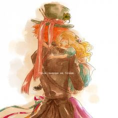 Please remember me Hatter