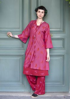 Blouses & tunics – GUDRUN SJÖDÉN – Webshop, mail order and boutiques | Colourful clothes and home textiles in natural materials.
