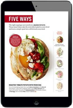 Free magazines for iPad See more on www.magpla.net Everyday FOOD