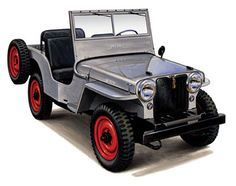 Jeep - Every model of Jeep ever made from 1941 to today
