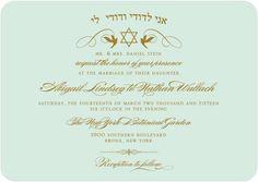 Faithful Scrolls   Signature White Wedding Invitations In Umber Or Black |  East Six Design