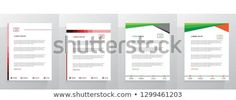Find Letterhead Template Set stock images in HD and millions of other royalty-free stock photos, illustrations and vectors in the Shutterstock collection. Letterhead Format, Letterhead Design, Letterhead Template, Business Letter, New Pictures, Land Scape, Royalty Free Photos, Flyers, Creative