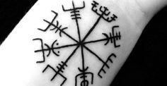 Tatuagens de símbolos e seus significados - Ostentation