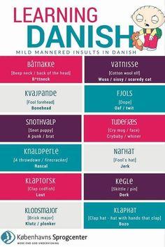 Speak Danish, Danish Language, Cry Baby, Social Platform, The Fool, Student, Learning, Faroe Islands, Languages