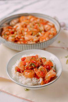 #Szechuan #Shrimp recipe by thewoksoflife.com