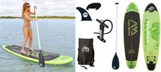 What's New for the Aqua Marina Paddle Board in 2016