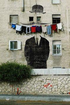 Creative Street Art - Wall to Watch