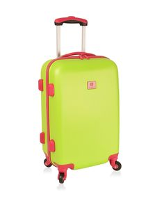 """Anne Klein Palm Springs 20"""" Hardside Carry-On Spinner Luggage ** Learn more by visiting the image link. (This is an Amazon Affiliate link and I receive a commission for the sales)"""