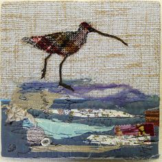Jo Hill Textiles: Workshop April 13th