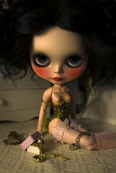 ♥ I should probably have a DOLL board lol its just the eyes that Im obsessed with though! <3