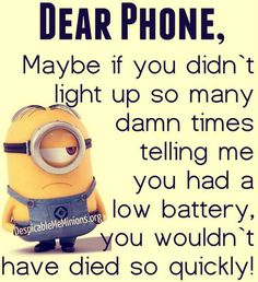 Friday Minions Funny quotes (01:12:35 PM, Friday 20, November 2015 PST) – 10 pics