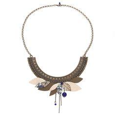 Le collier Kaboul - La Cabane à Perles