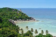 Lieu à visiter en Thaïlande: Ko Tao