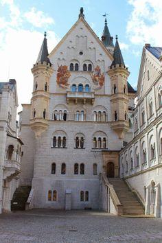 Neuschwanstein Castle, Germany 10-2013