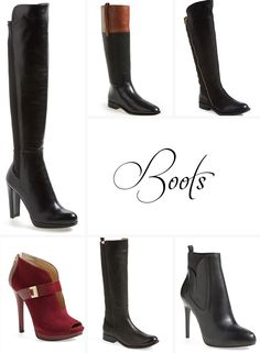 Obsessed with all of these boots! Nordstrom Anniversary Sale Favorites