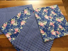 Ideas Hogar, Dinning Table, Table Toppers, American Rag, Patterned Shorts, Table Runners, Sewing Crafts, Diy And Crafts, Napkins