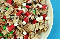 Image Search Results for xmas chex mix