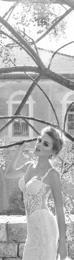 Augusta - La Dolce Vita #Bridal #Collection by #GaliaLahav