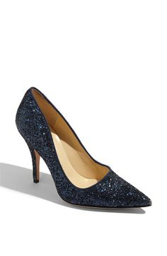kate spade new york 'licorice too' pump, love love love!! something blue