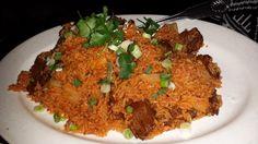 Daisy Mint Thai | Colorado Blvd Pasadena | they had me at kinchi fried rice!