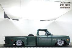 Worldwide Vintage Autos - 1972 Chevrolet C-10