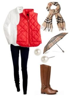 Cute for fall and a rainy day