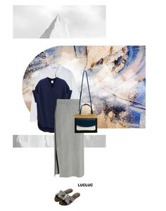 """""""."""" by cloud-walker ❤ liked on Polyvore featuring H&M, Vionnet, women's clothing, women's fashion, women, female, woman, misses and juniors"""