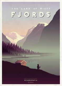 The Fjords, Scandinavia