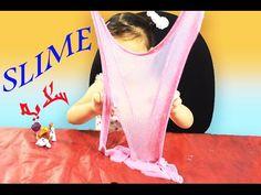 تحدي السلايم مع ابنتي ميسون اجمل سلايم سويته HOW TO MAKE CLAY SLIME