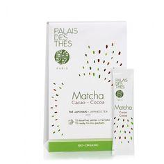 Organic Cocoa Matcha - Palais des Thés