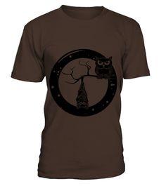 halloween owl bat T Shirts  #birthday #october #shirt #gift #ideas #photo #image #gift #costume #crazy #halloween