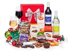 Rudolph's Treats Christmas Gift Hamper