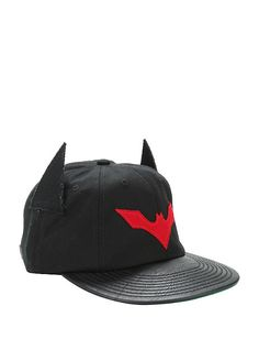 Step up to the plate and get ready to knock it out of the park in this baseball hat from DC Comics. Red Batwoman logo on the front, bat ear detailing and faux leather bill. Reds Baseball, Baseball Hats, Stephanie Brown, Dc Movies, Tim Drake, Dc Characters, Jason Todd, Red Hood, Black Canary