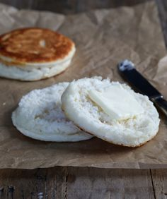 Super Fluffy Gluten Free English Muffins | Gluten Free on a Shoestring