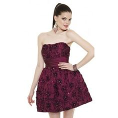 Just bought this dress on sale for $20 origionally $200 :D Love it!