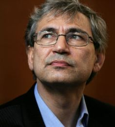 thank you Charlie Rose for introducing me to this author!  and so many others as well.  Orhan Pamuk
