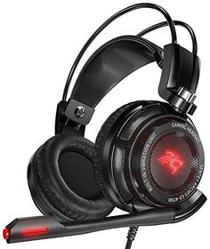Amazon.com: Sentey GS-4730 Virtual 7.1 USB DAC Gaming Headset Arches with Vibration Intelligent Gaming Headphone with In-line Control, Black: Computers & Accessories. $39.99
