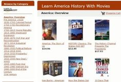 Learning American History through Movies