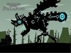 Shadow of the Patapon!