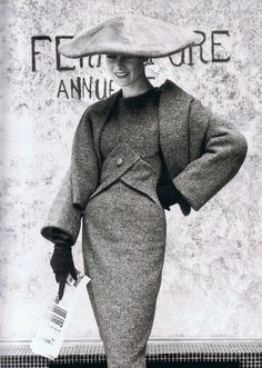 Christian Dior Fashion In 1950S | my heart on my fashion sleeve !: The Ghost of Christian Dior's Past !