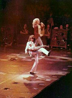 Led Zeppelin, New York, 1977