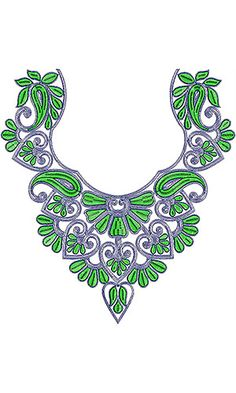 In this category, you would find Cording Neck embroidery designs as per demand from Tunisia, Algeria and Afghanistan clients. You can always use our service to modify or create similar neck embroidery designs from us of any type and concept. Embroidery Neck Designs, Beaded Embroidery, Embroidery Patterns, Mexican Fashion, Free Motion Embroidery, Sewing Art, Sketch Design, Crochet Fashion, Design Elements