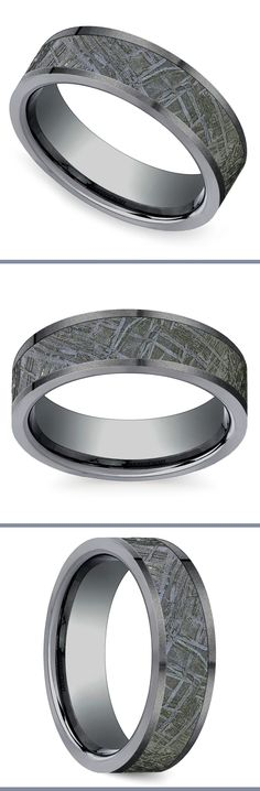 This Durable Mens Band Features A Sandblasted Finish Over 7 Mm Titanium With