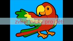 zvířat zvuky pro děti. Elementary Science, Ms, Disney Characters, Fictional Characters, Logos, School, Youtube, A Logo, Schools