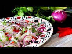 Morando Junto Cozinha: CEVICHE #VEDA04 - YouTube