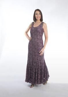 Haze Beaded Lace Dress